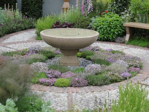 Why didn't Jekka Macvicar's herb garden get gold?