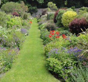 Sunderland Estate garden on the Isle of Islay