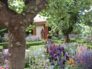 Show gardens - could they be more perfect?
