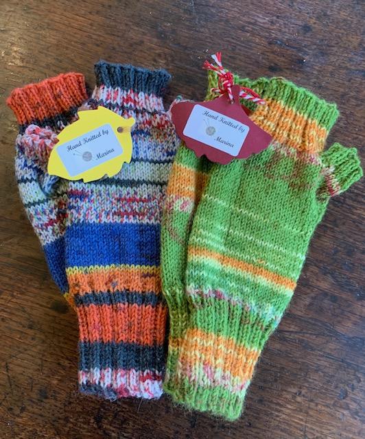 Marina Christopher gloves